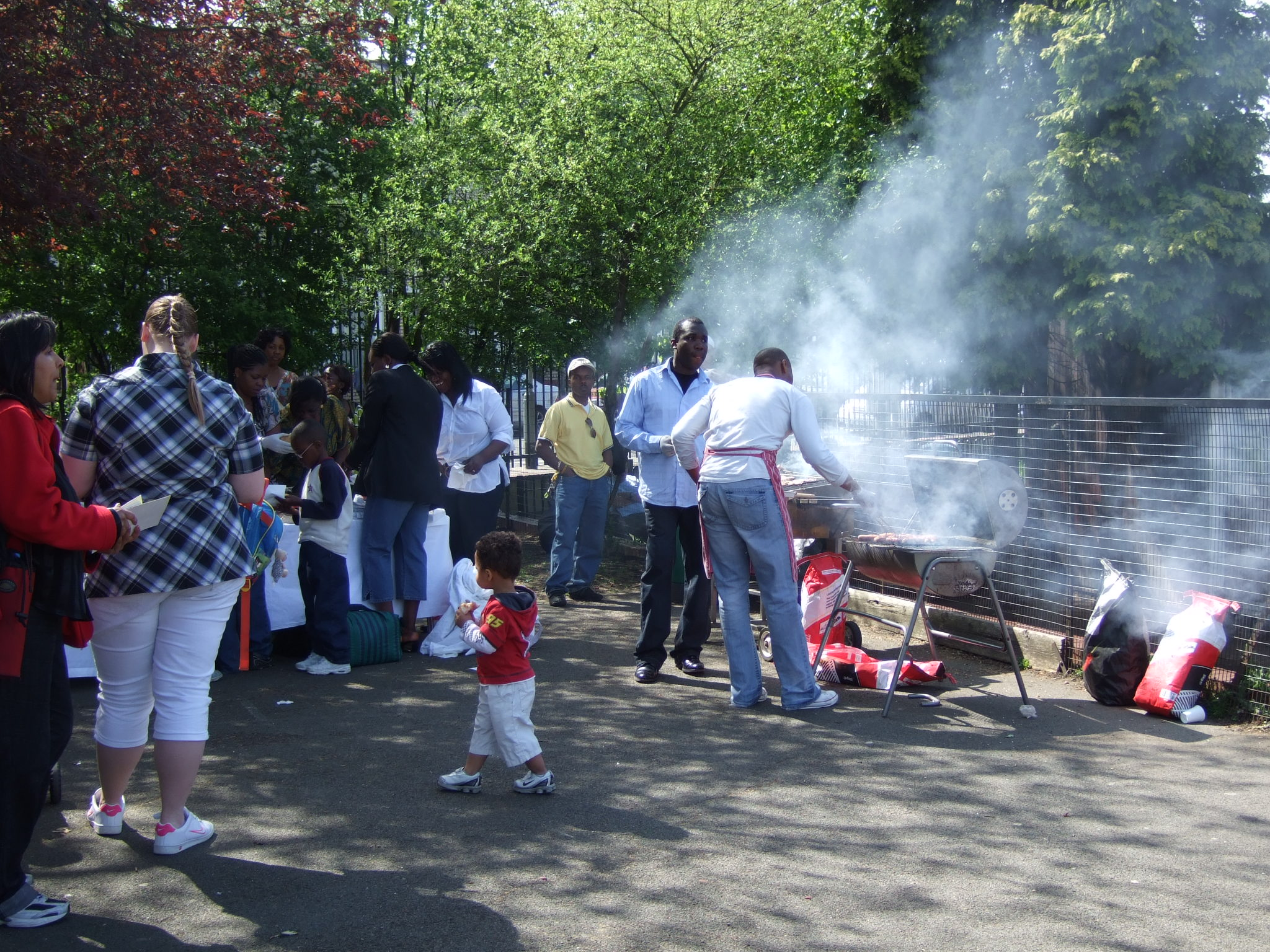 April Celebration 2008