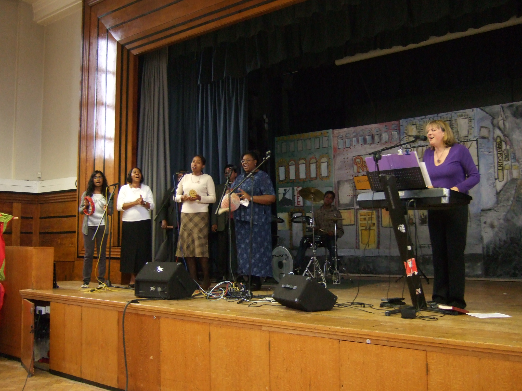 November Celebration 2008