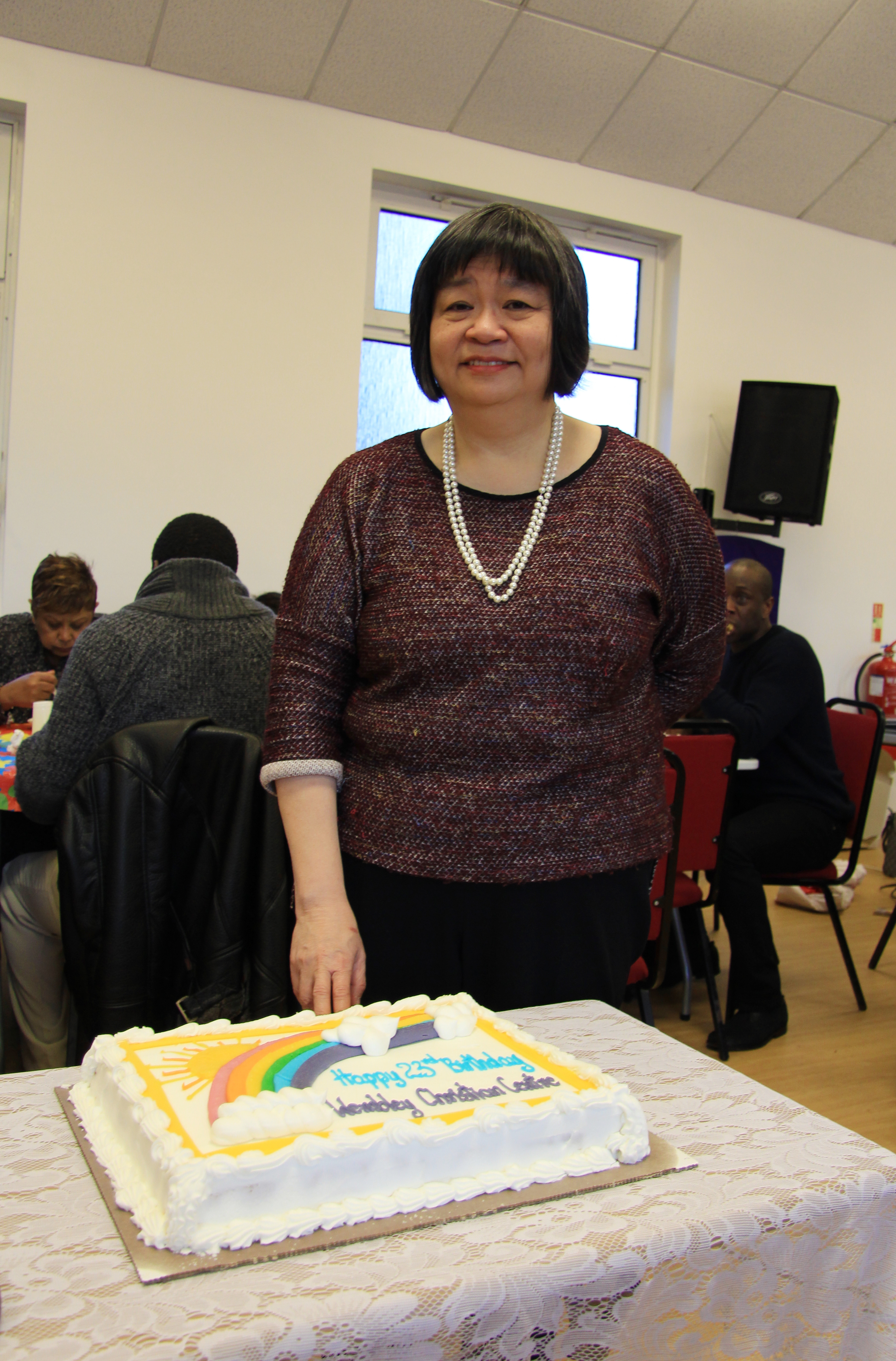 Birthday Celebration January 2015